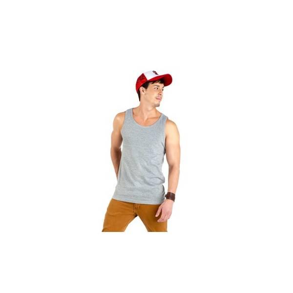 Camiseta de tirantes anchos
