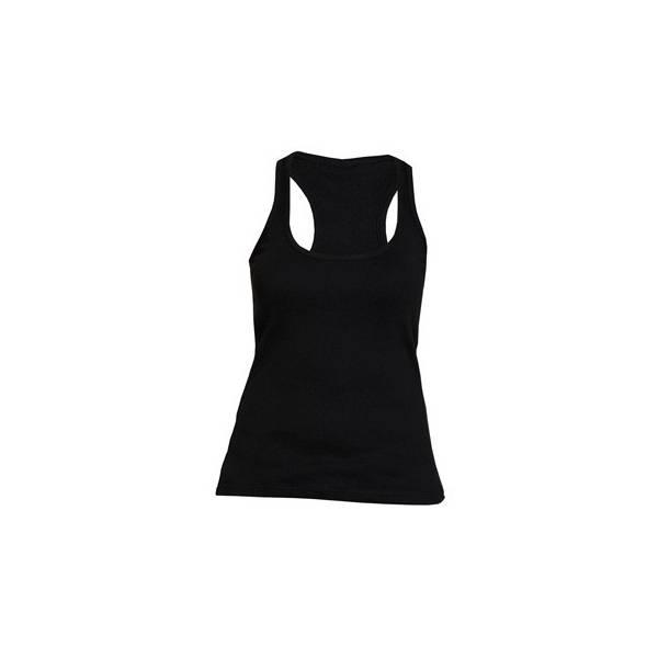 Camiseta espada de nadadora de mujer entallada
