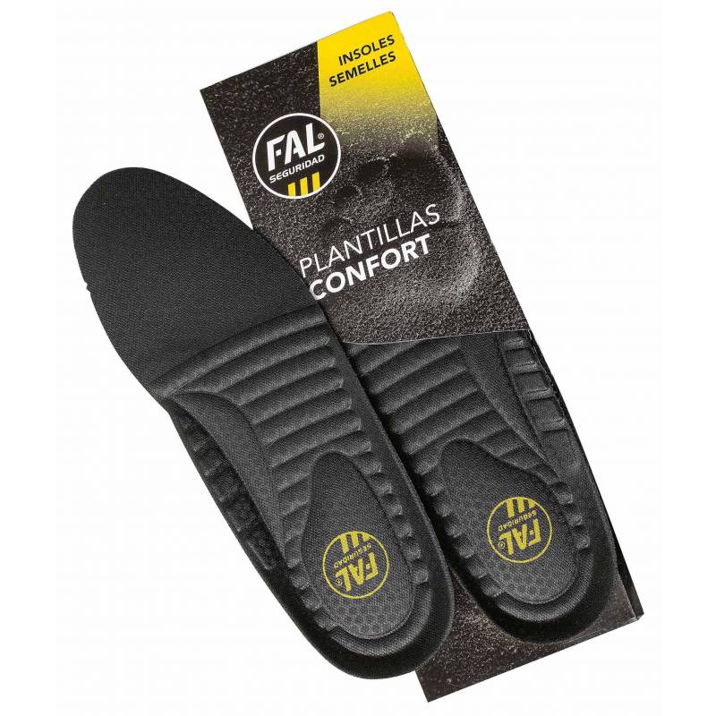 Plantillas confort 100% Transpirables