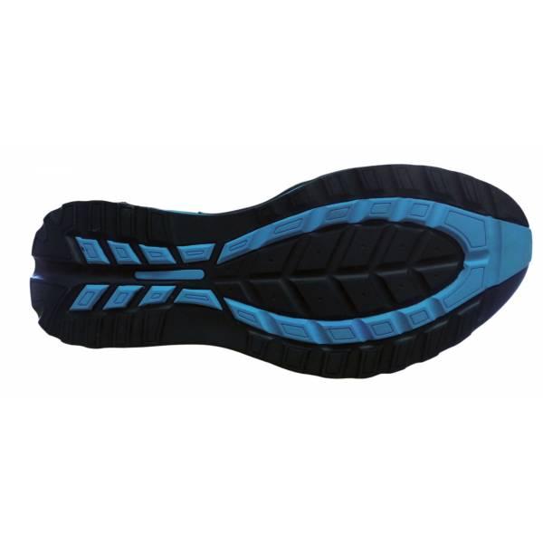 Zapato de seguridad deportivo S1P en piel