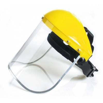 Protector de seguridad facial superface. Contra partículas.
