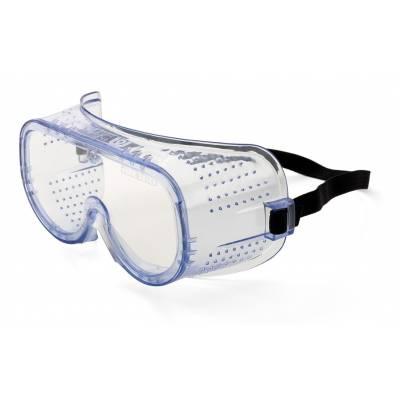 Gafa Integral ocular claro para riesgos mecánicos