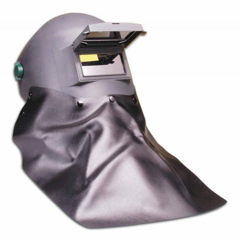 Protector facial lamador chin flap