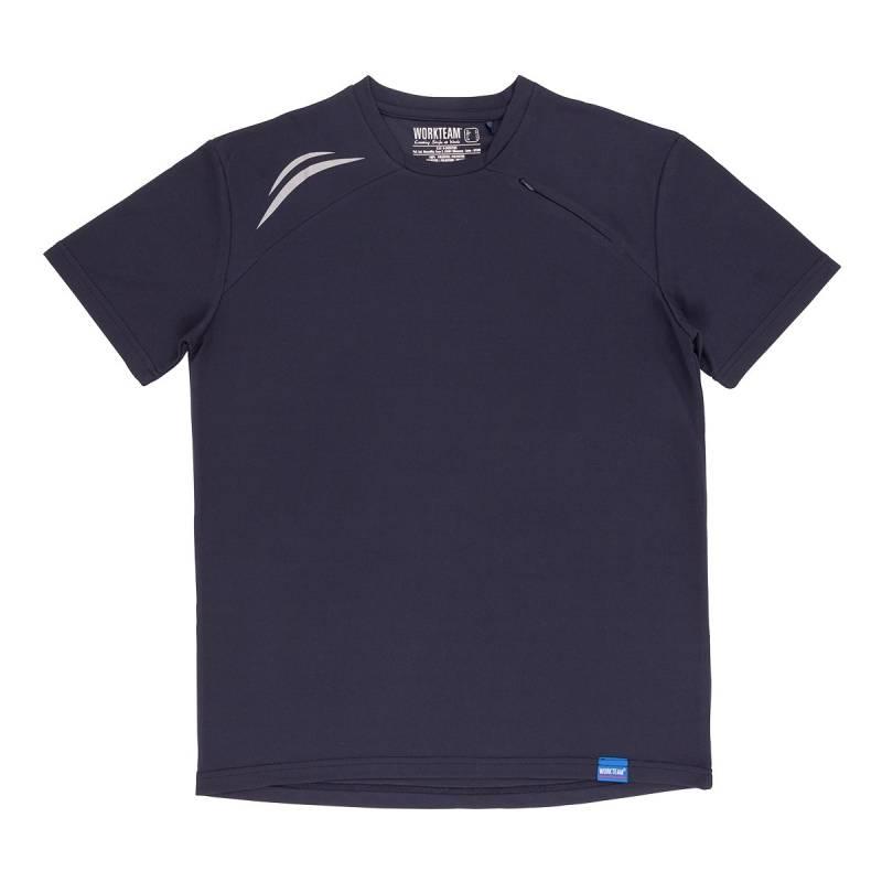 Camiseta técnica de manga corta