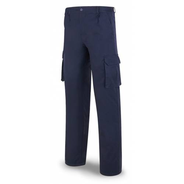 Pantalón multibolsillos de tergal EN340 Mu MA488PTTop