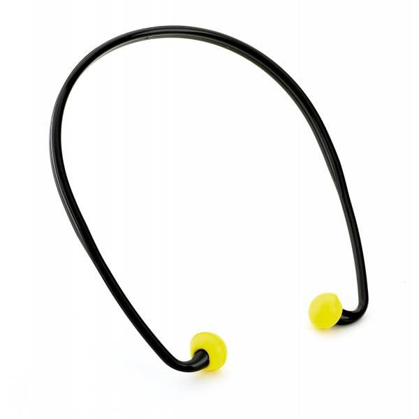 Tapón auditivo con banda de espuma 20 dB