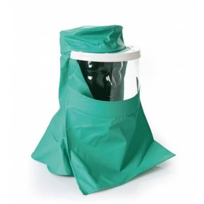 Escafandra Honeywell ylon para riesgos químicos - 24120