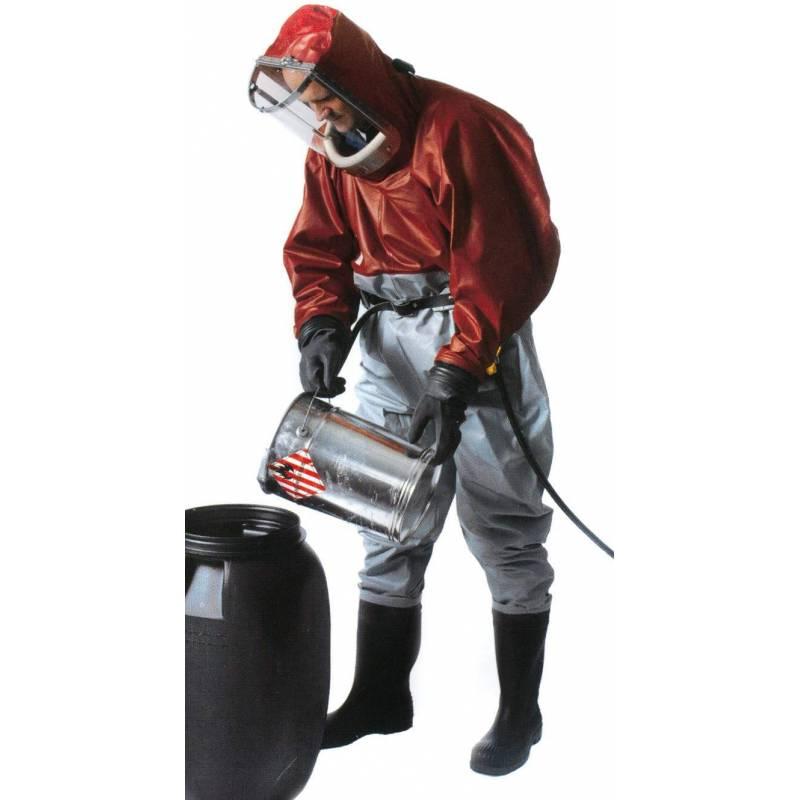 Traje rimba pionair para riesgos químicos - 24300
