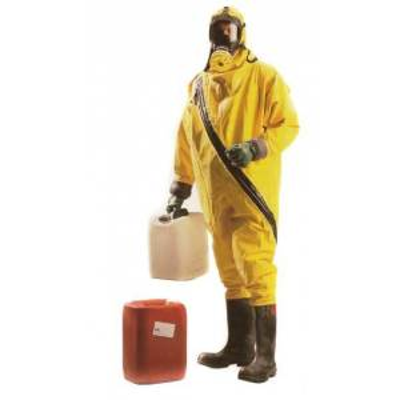 Traje rinba patrol para riesgos químicos - 24600