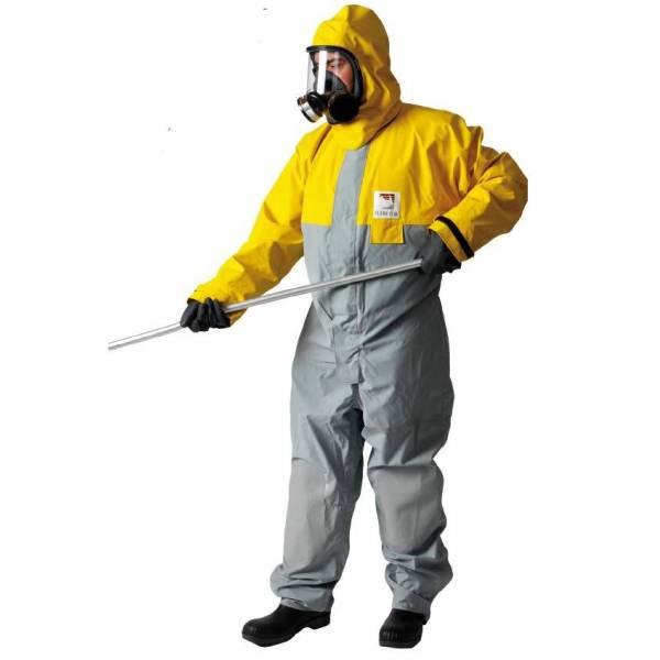 Traje rinba guardian plus para riesgos químicos - 24370