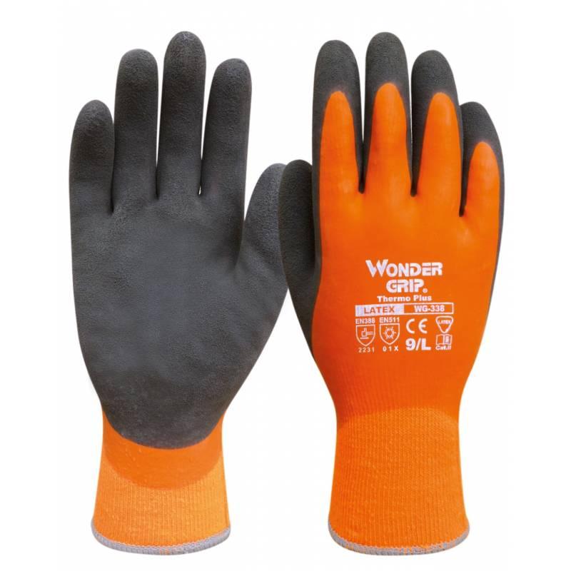 Guante impermeable para trabajos con humedad o entornos fríos