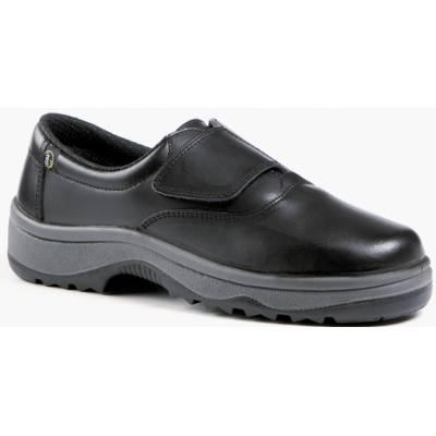 Liquidación. Zapato de seguridad FAL Clinic Negro Industrial O1+HI+CI