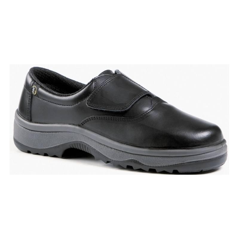 Zapato FAL Clinic Negro Industrial O1+HI+CI