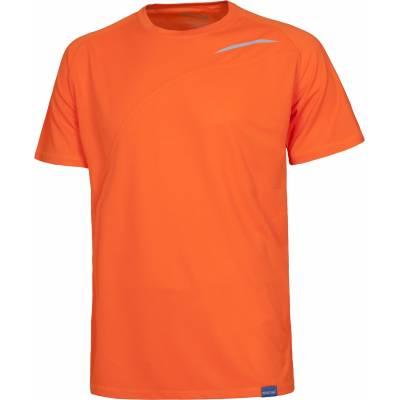 camiseta técnica manga corta en colores flúor