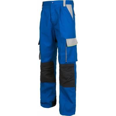 Liquidación. Pantalón de trabajo Línea 5 multibolsillos con elástico en cintura