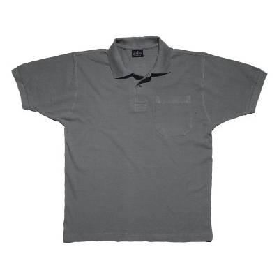 Liquidación. Polo TOP manga corta con bolsillo 100% algodón