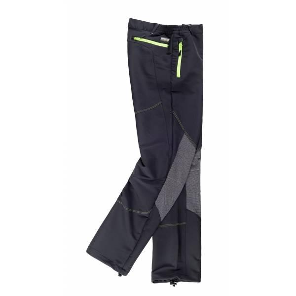 Pantalón de trabajo elástico de tejido Ripstop