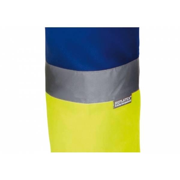 Pantalón de trabajo bicolor con forro interior VE156