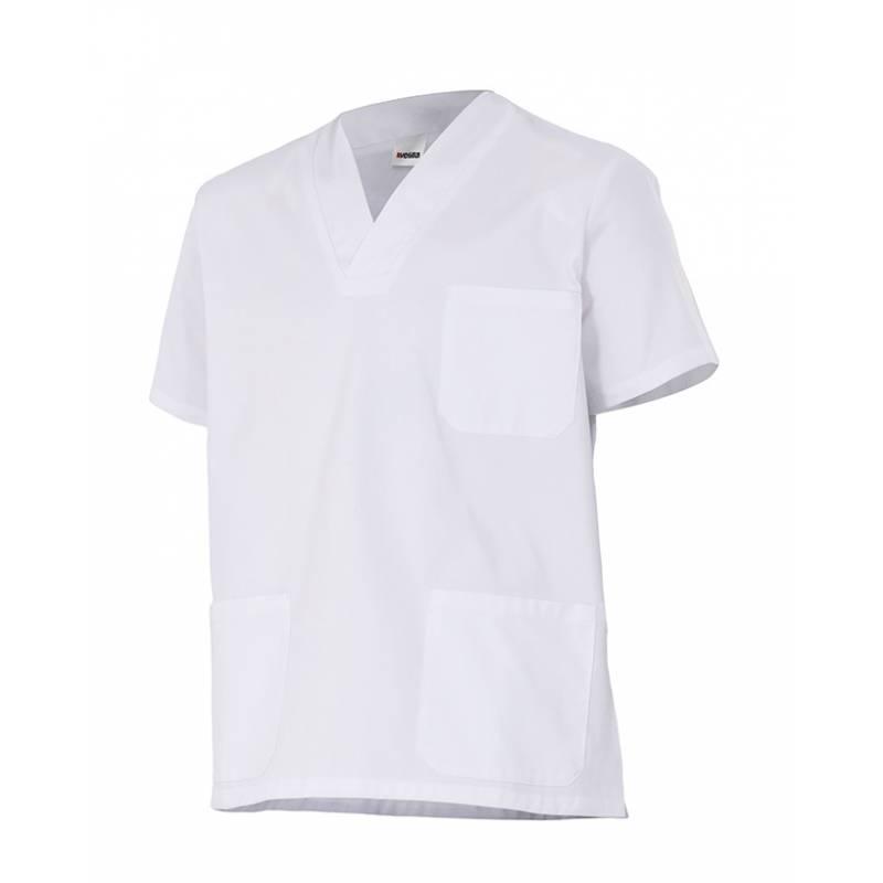 Camisola pijama cuello pico - 587
