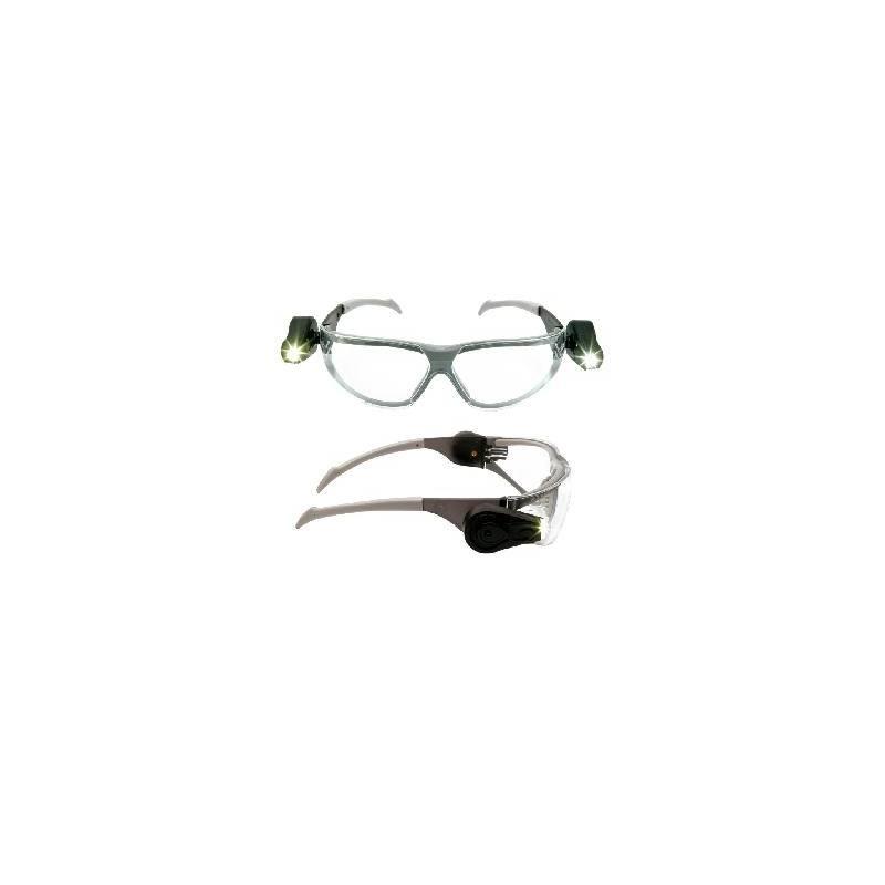 3M LEDLVIS Gafas visión con luz LED PC incolora