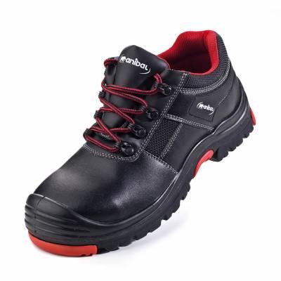 Zapato de seguridad S3 de piel modelo ADRIANO