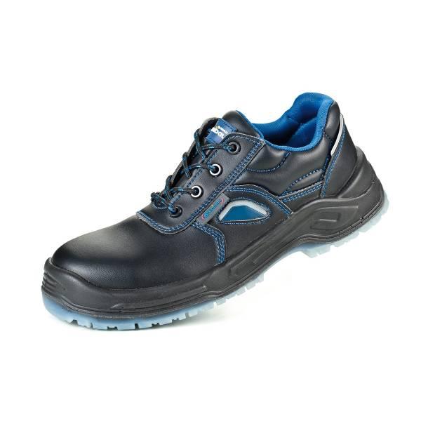 Zapato de seguridad S3 en piel modelo COMODO