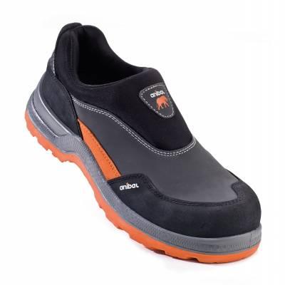 Zapato de seguridad S3 tipo mocasín mod. ATENAS