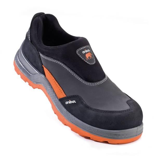 Zapato de seguridad S3 tipo mocasión mod. ATENAS