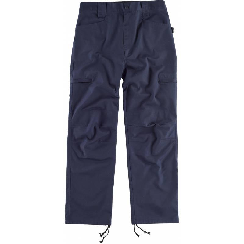 Pantalón especial emergencias elástico