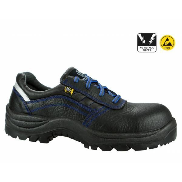 Zapato de seguridad de piel Modelo TAJO