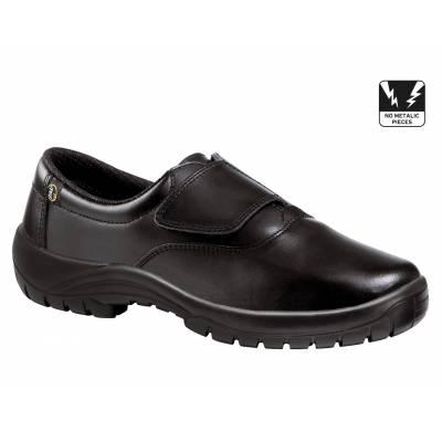 Zapato de seguridad FAL Clinic Negro Industrial O1+HI+CI