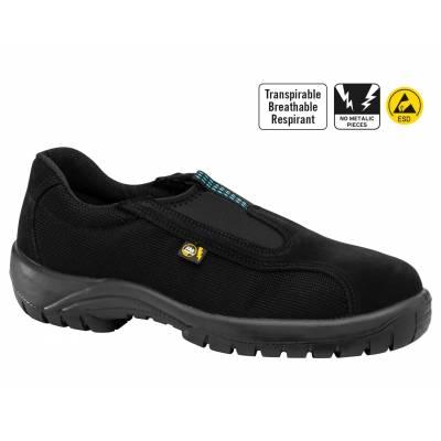 Zapato de seguridad sin cordones Hagos Top