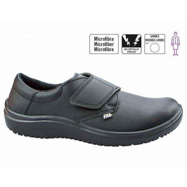 Zapato de señora mod. CONIL con cierre de velcro