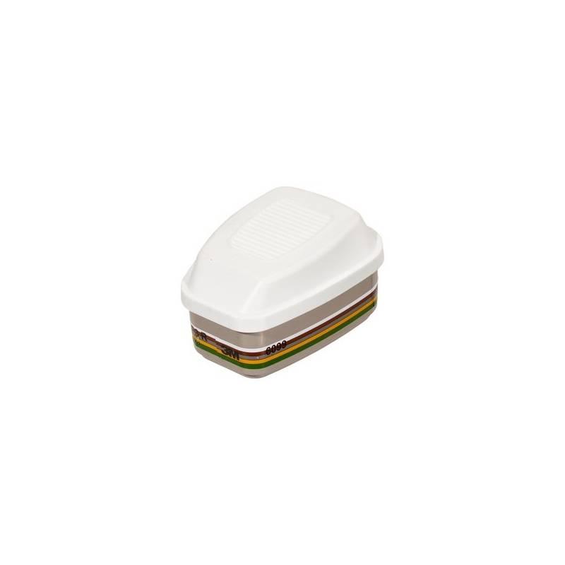 Filtro 3M ABEK2P3 EN 141:2000/EN 143:2000 contra partículas, gases y vapores. Caja 4 uds.