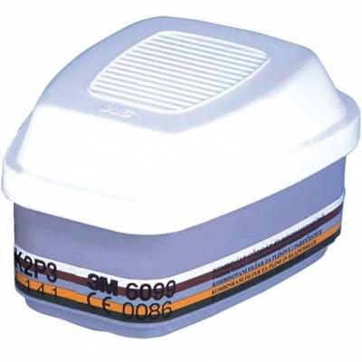 3M 6098 filtro AXP3. Caja 4 uds.