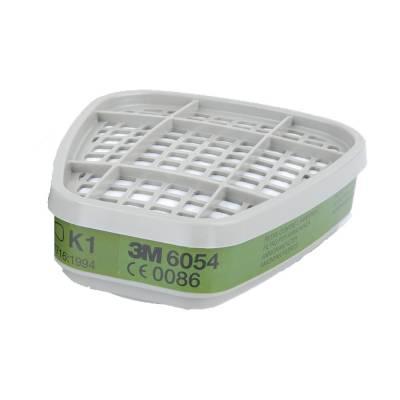 3M 6054 filtro K1 Clase 1. Caja 8 uds.