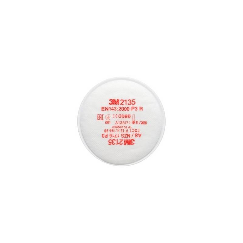 3M 2135 filtro P3R . Caja 20 uds.