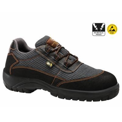 Zapato de seguridad FAL Deimos S1 + CI + P