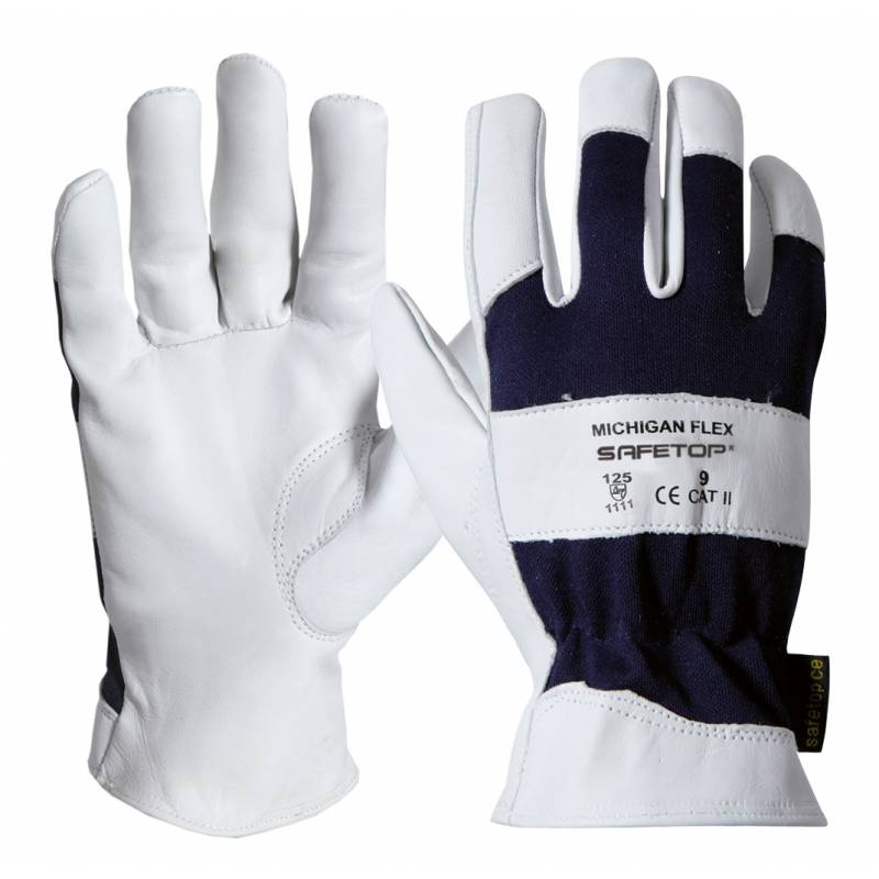 Guantes mixtos michigan flex - 125