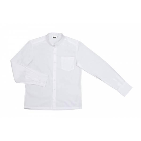 Camisa hombre de cuello mao