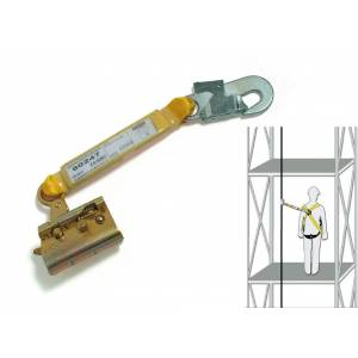 Dispositivo anticaída altochut + absorbedor + mosquetón - 80247