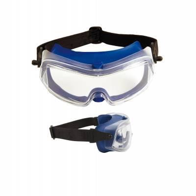 Gafas panorámica muy ligera antirayaduras y antiempañamiento