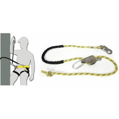 Sistema anticaída, elemento de amarre y sujeción grillón ST80270