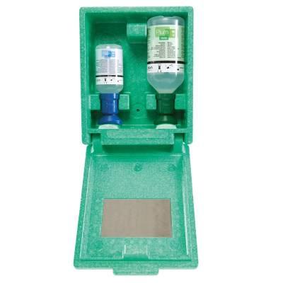 Armario de pared con solución salina y PH neutro
