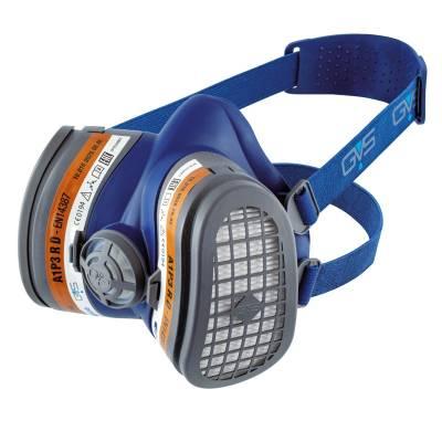Máscara modelo ELIPSE hipoalergénica con filtros A1P3