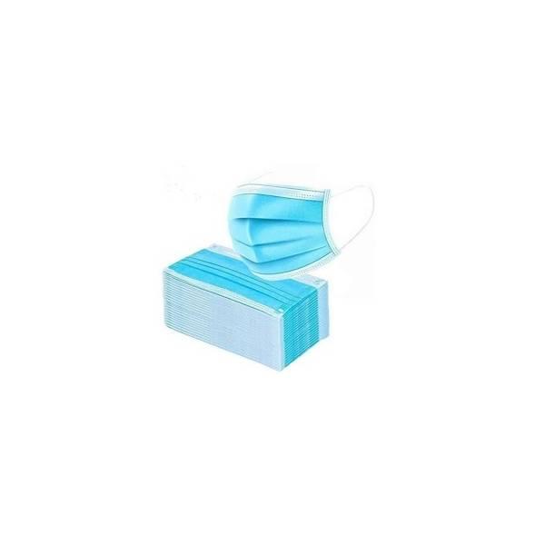 Mascarilla higiénica, caja 50 uds