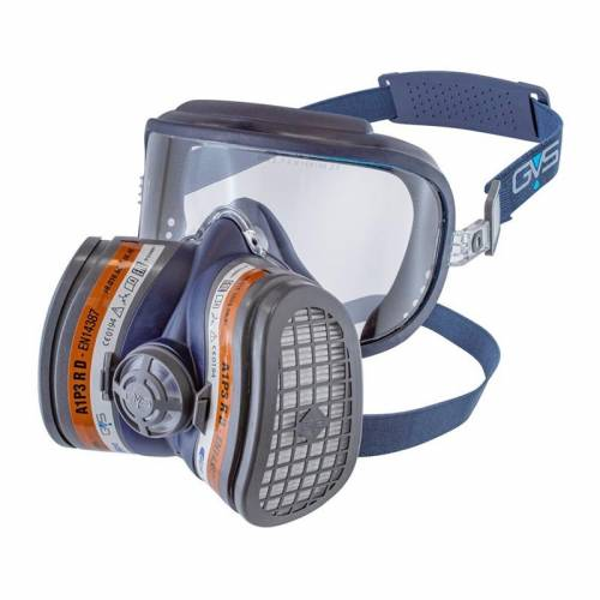 Máscara combinada con filtro Clase 1 A1P3