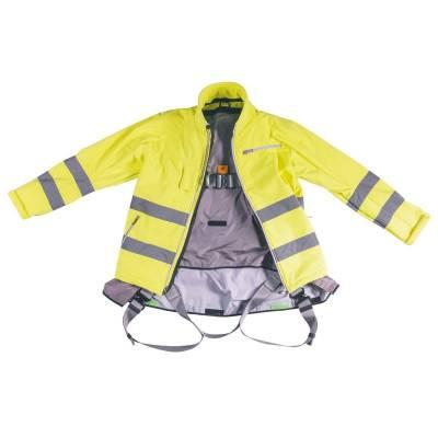 Snowdon. Arnés con chaqueta de alta visibilidad 80040