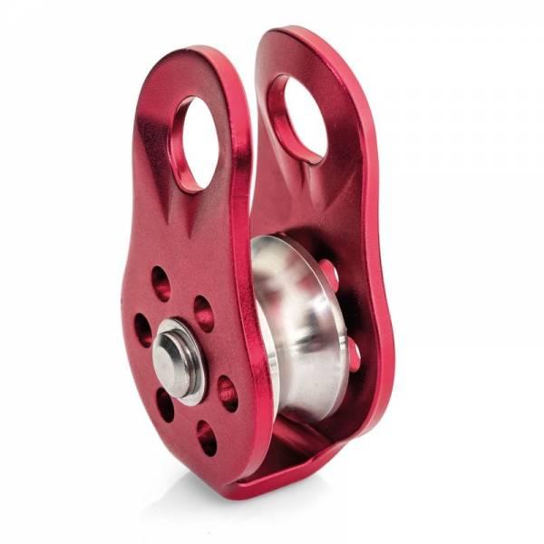 Polea de aluminio para trípodes para cuerdas de máximo 13 mm de diámetro ST80017