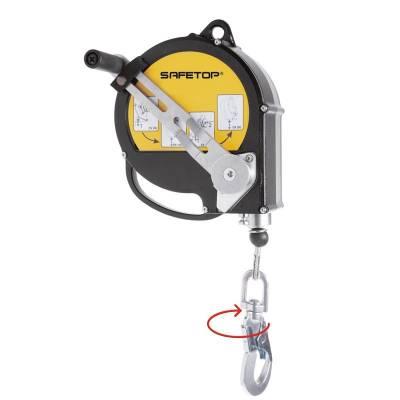 Torno-safe 15 retráctil de cable de 15 ST80307